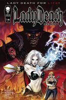 Lady Death: Merciless Onslaught #1 - Standard Edition
